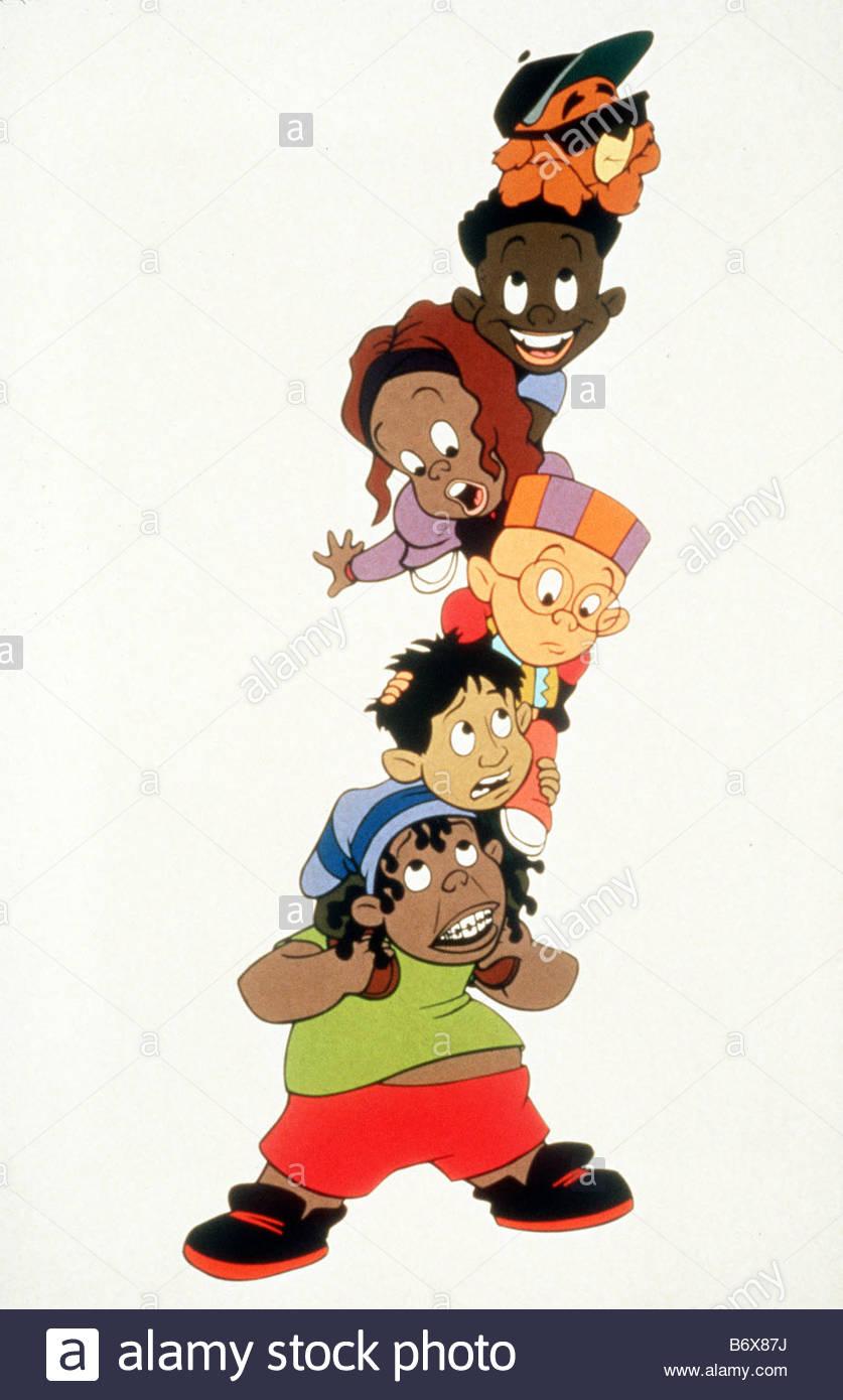 85901668 08 07 97 encore la télévision pour enfants de Fox s'OURS C Jamal ...