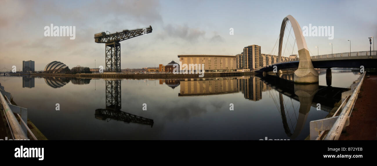 Clydeside Banque D'Images