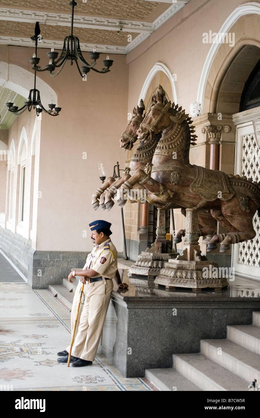 Hôtel Taj Mumbai (Bombay) Inde Photo Stock
