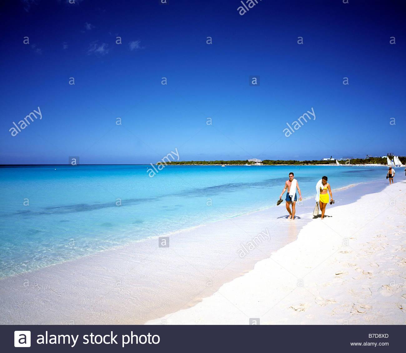 Playa Pesquero, près de Guardalavaca, Jour Banque D'Images