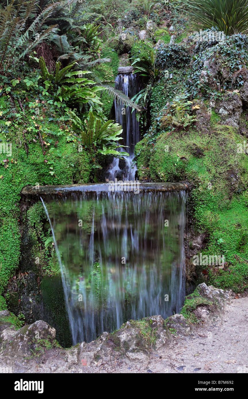 Fontaine de l\'eau jardin japonais sculpture architecture ...