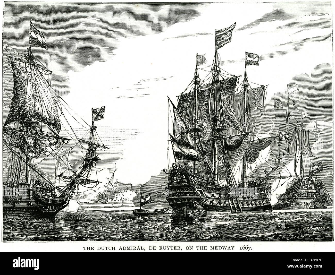 Échapper, Chatham De Herren De Marine