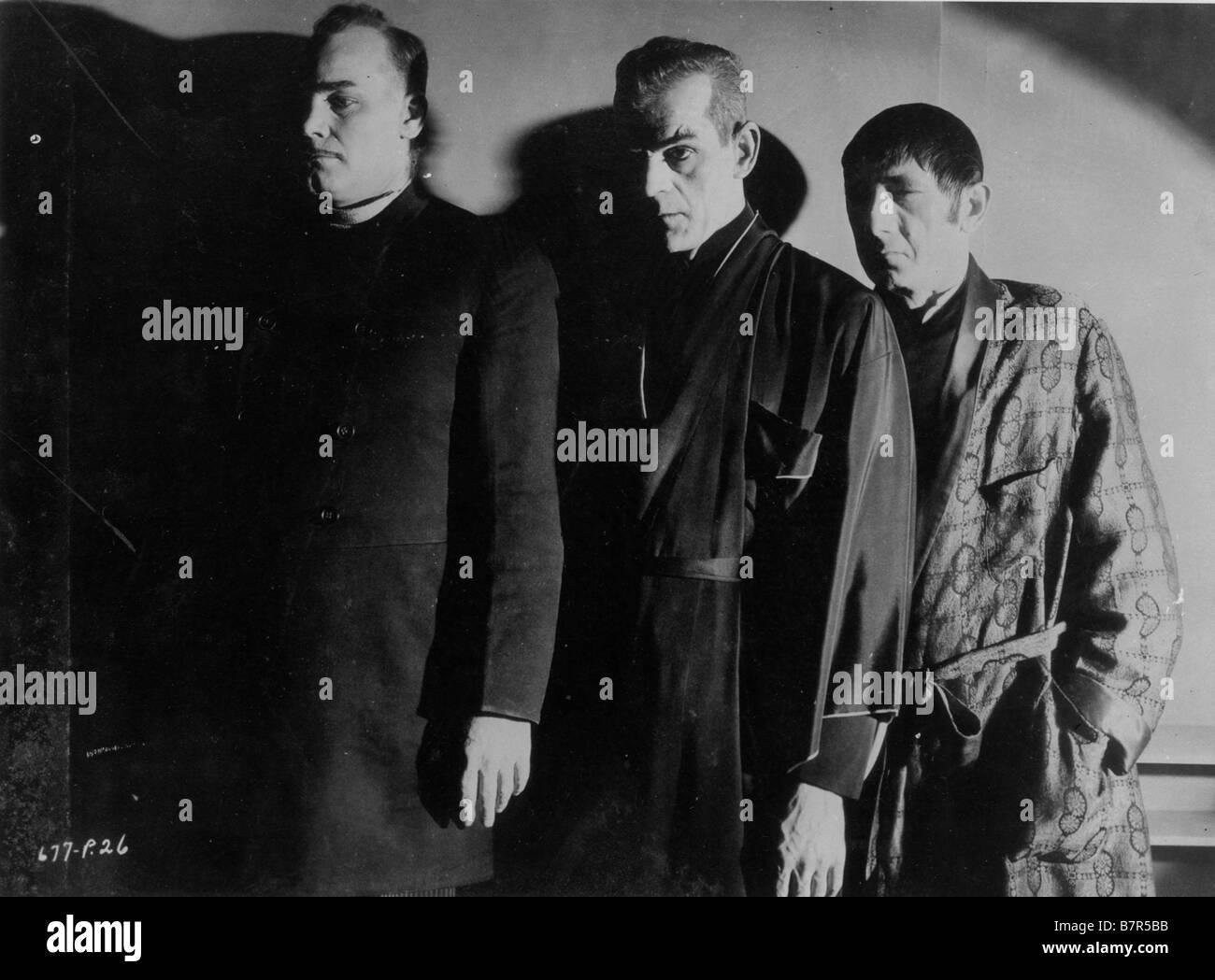 Le Chat Noir Année: 1934 USA Réalisateur: Edgar G. Ulmer Boris Karloff Banque D'Images