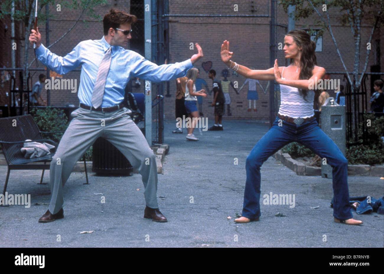 Verset 4 Année: 2003 USA Ben Affleck, Jennifer Garner Réalisateur: Mark Steven Johnson Photo Stock