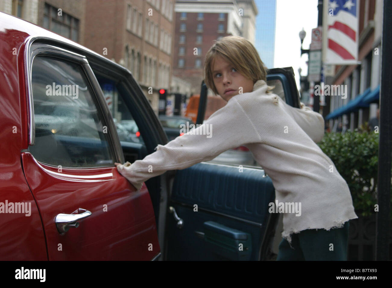 LE LIVRE DE Jérémie le coeur est trompeur par-dessus toutes choses 2004 - uk usa Cole ou Dylan Sprouse Photo Stock