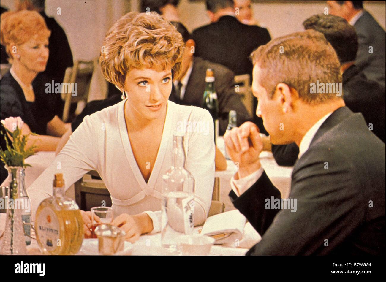 Rideau déchiré Année: 1966 USA Paul Newman, Julie Andrews Réalisateur: Alfred Hitchcock Photo Stock