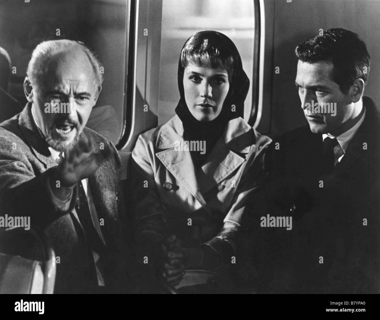 Rideau déchiré Année: 1966 USA David Opatoshu, Julie Andrews, Paul Newman Réalisateur: Photo Stock