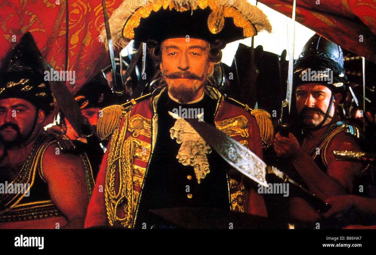 Les aventures du Baron de Münchhausen Année: 1988 UK / Italie Réalisateur: Terry Gilliam John Neville Banque D'Images