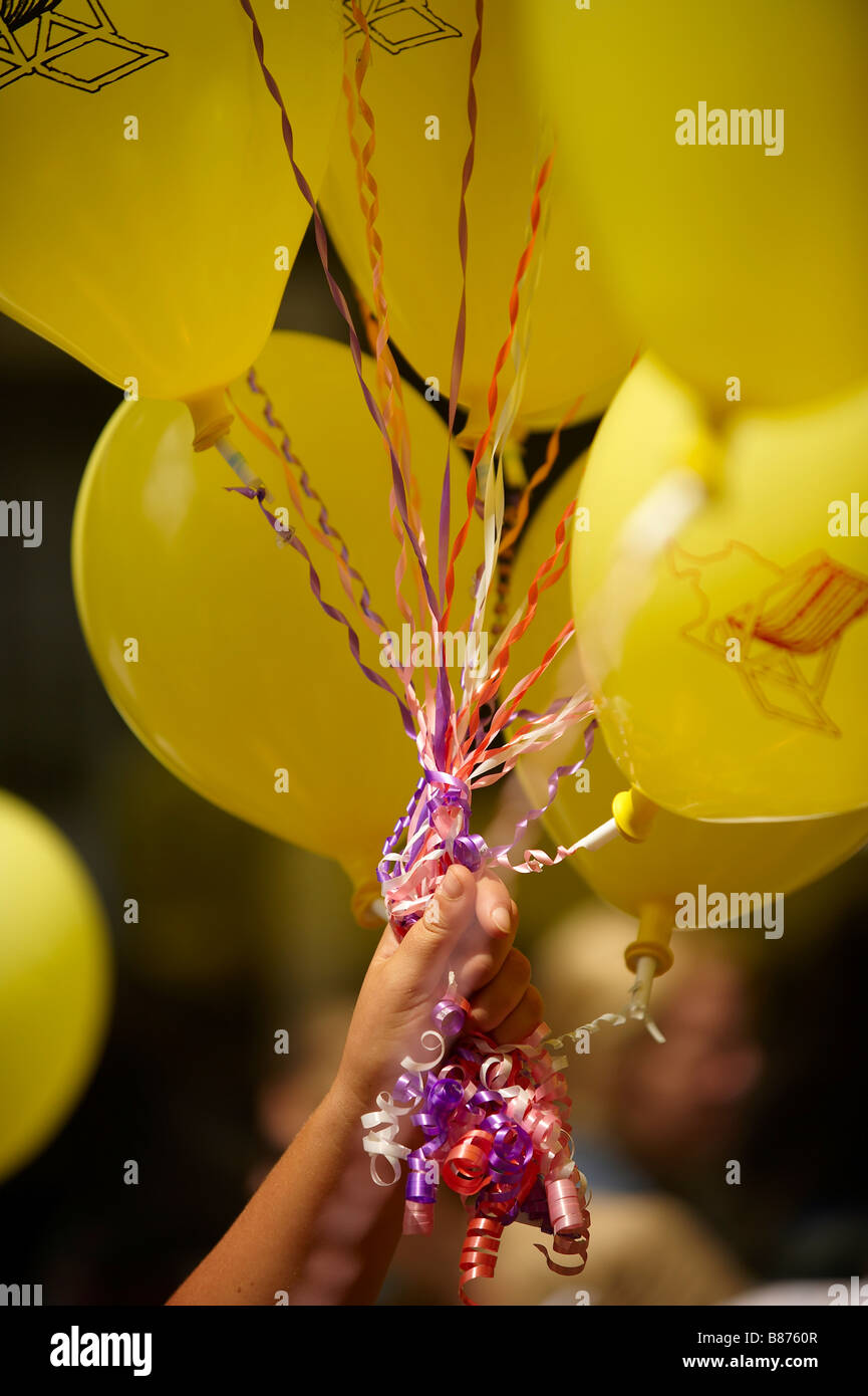Balloon Photo Stock