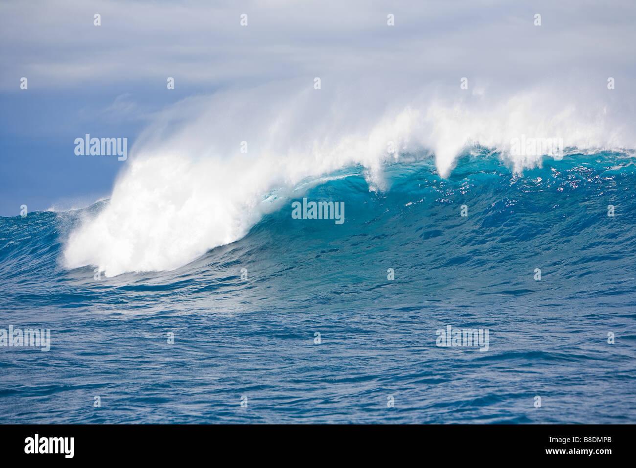 Vague d'océan Photo Stock