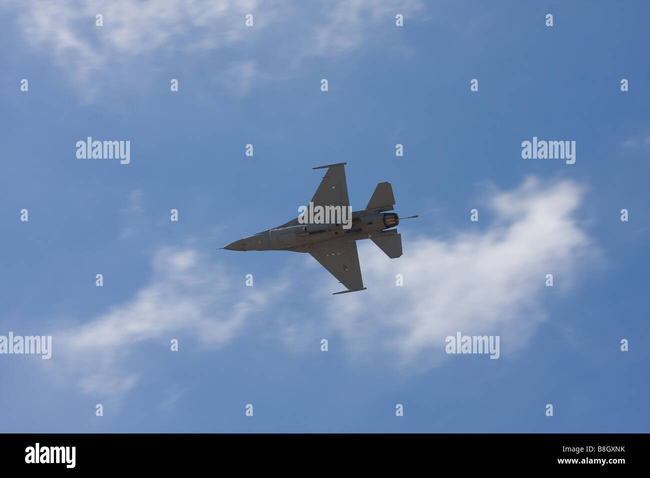 F-16 Fighting Falcon Banque D'Images