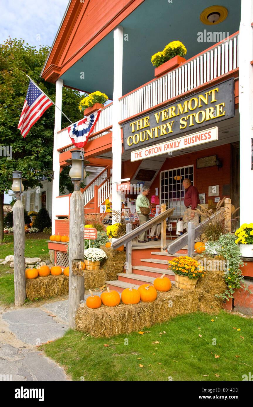 Le Vermont Country store à Weston Florida USA Banque D'Images