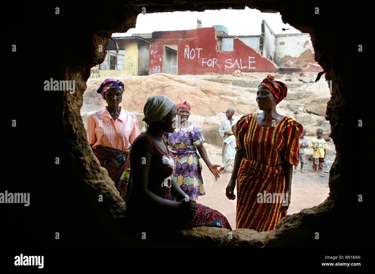 site de rencontre sale au Nigeria