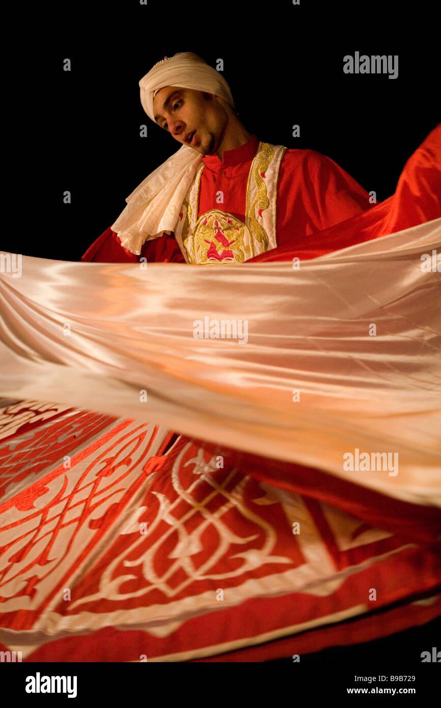 danseur de la SEMA Banque D'Images