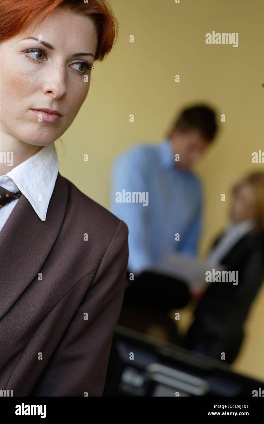 Femme d'affaires, de 20 à 30 ans Photo Stock