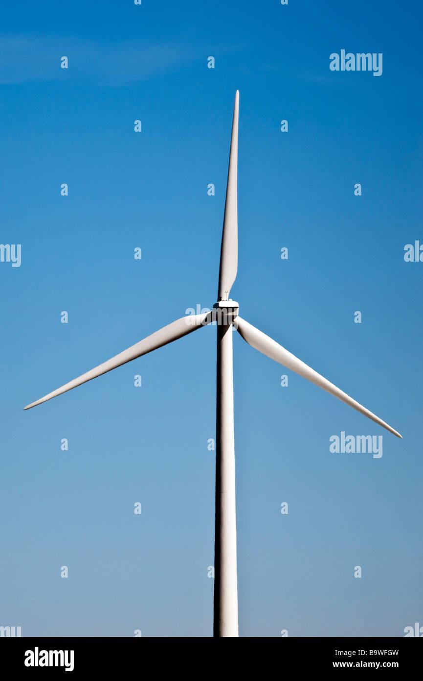 Turbine de vent Banque D'Images