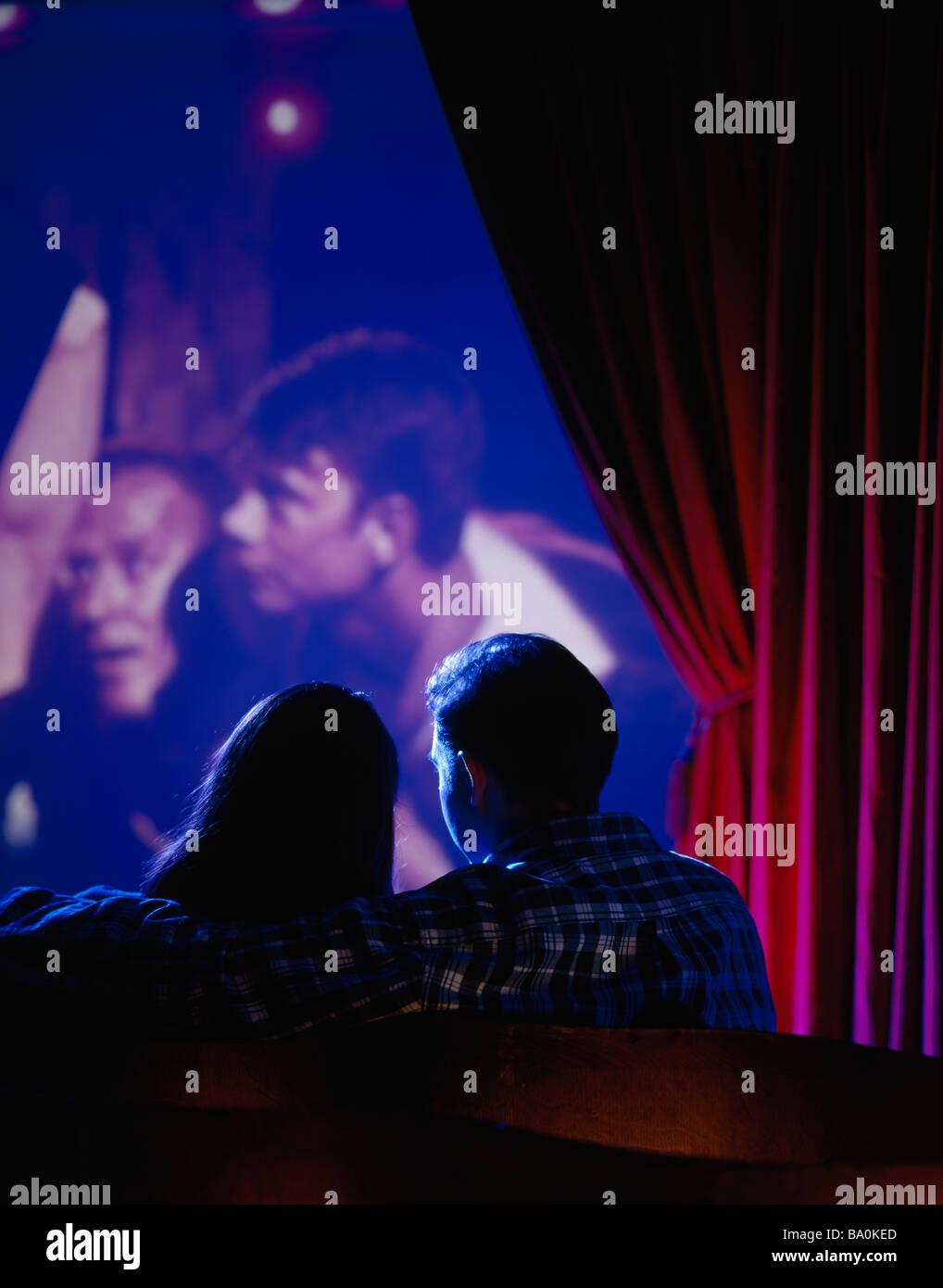 Cinema Photo Stock