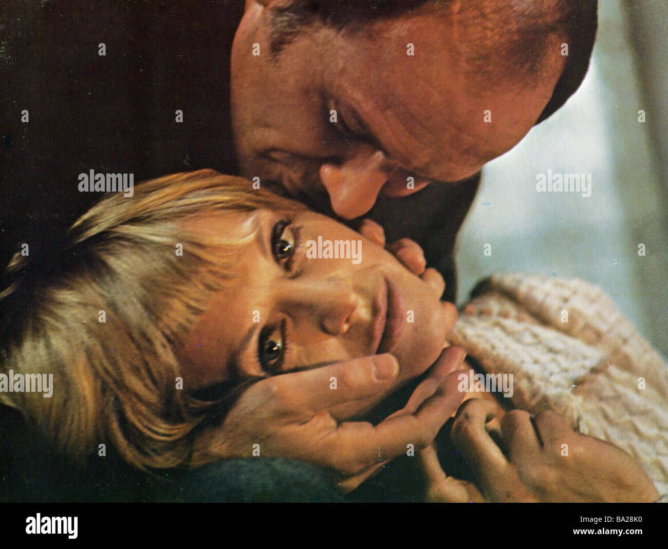 1972 images du film Lions Gate avec Susannah York Photo Stock