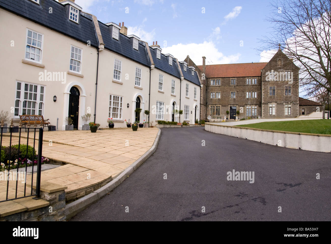 Somerset England UK Wincanton Photo Stock