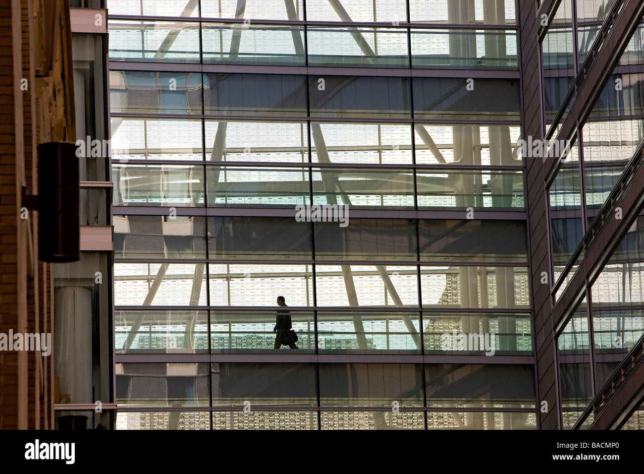 Canada québec montréal le quartier international les bureaux de