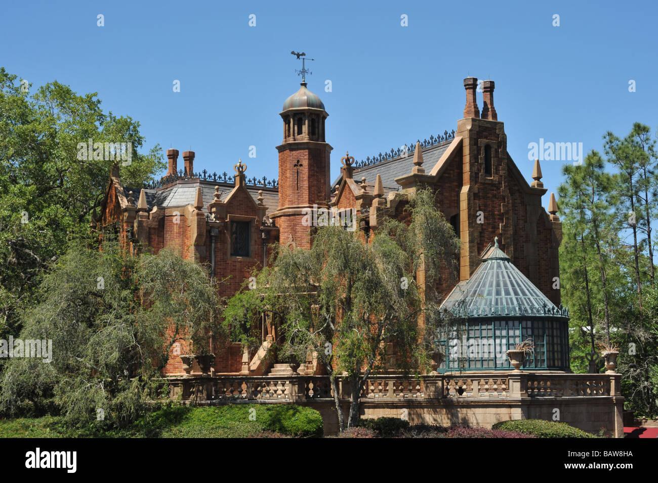 maison hantee magic kingdom