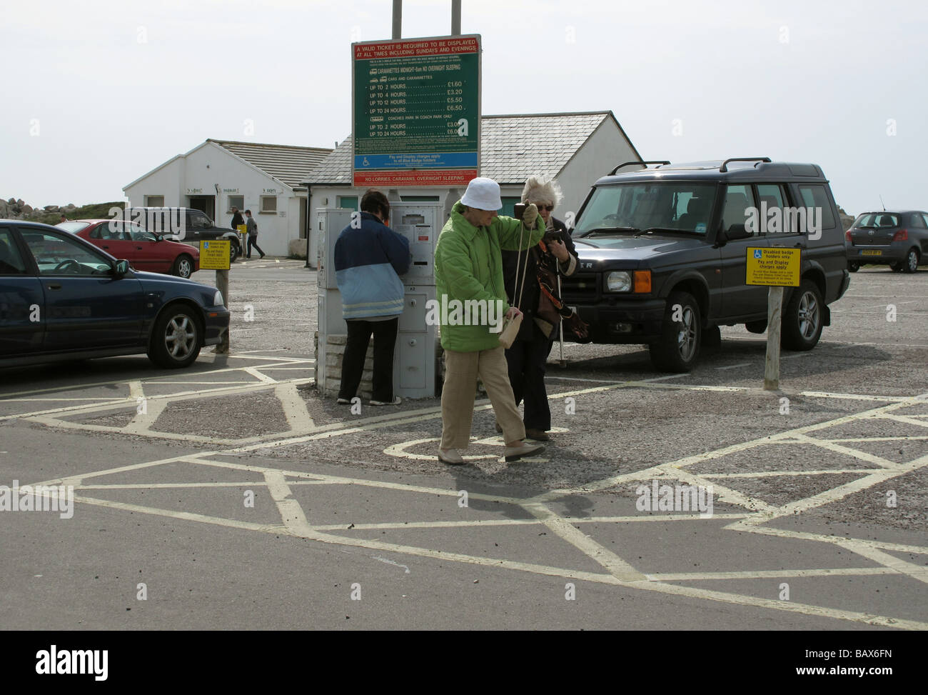 Portland Bill Dorset Angleterre GO UK 2009 Banque D'Images