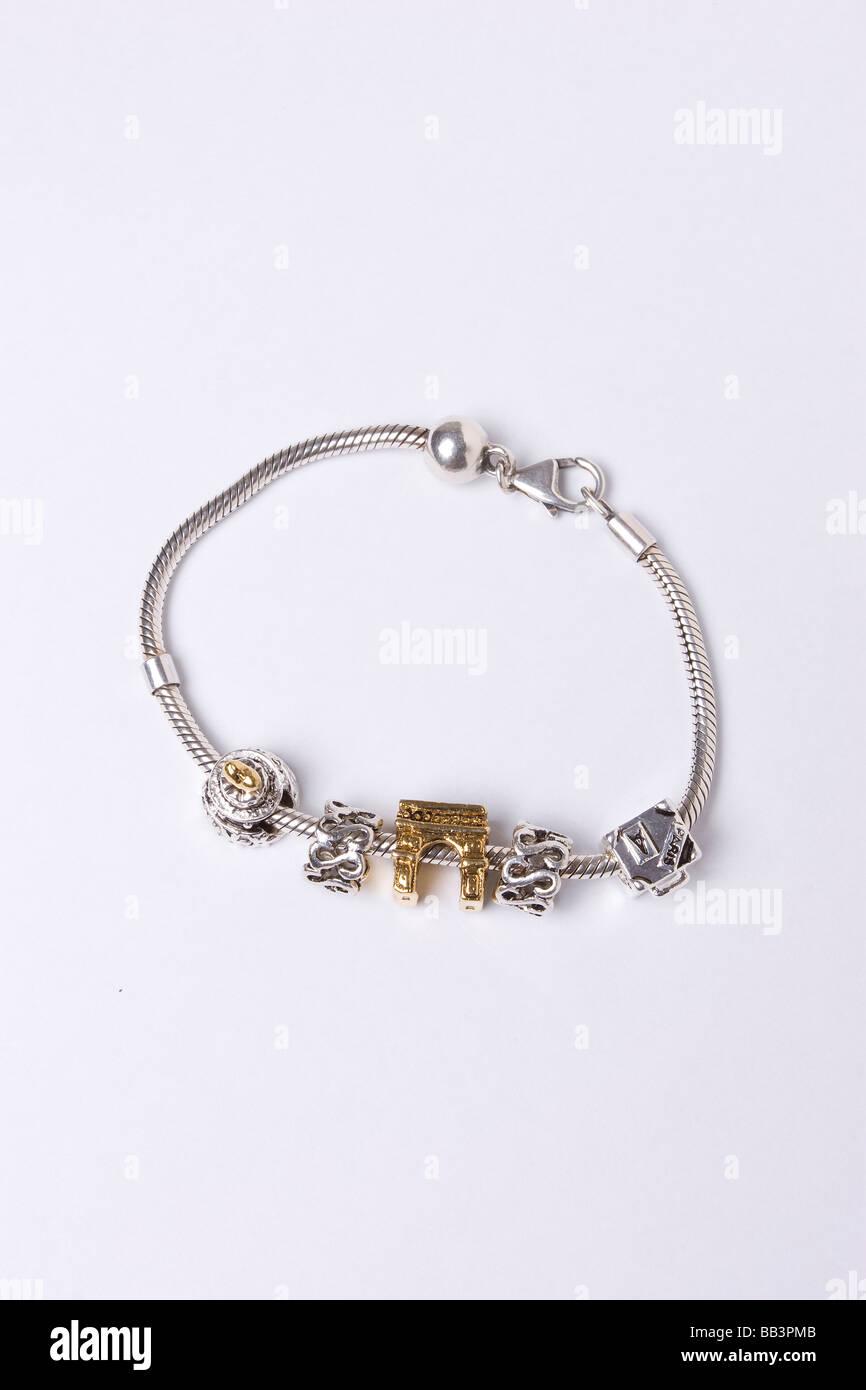 faux pandora bracelet