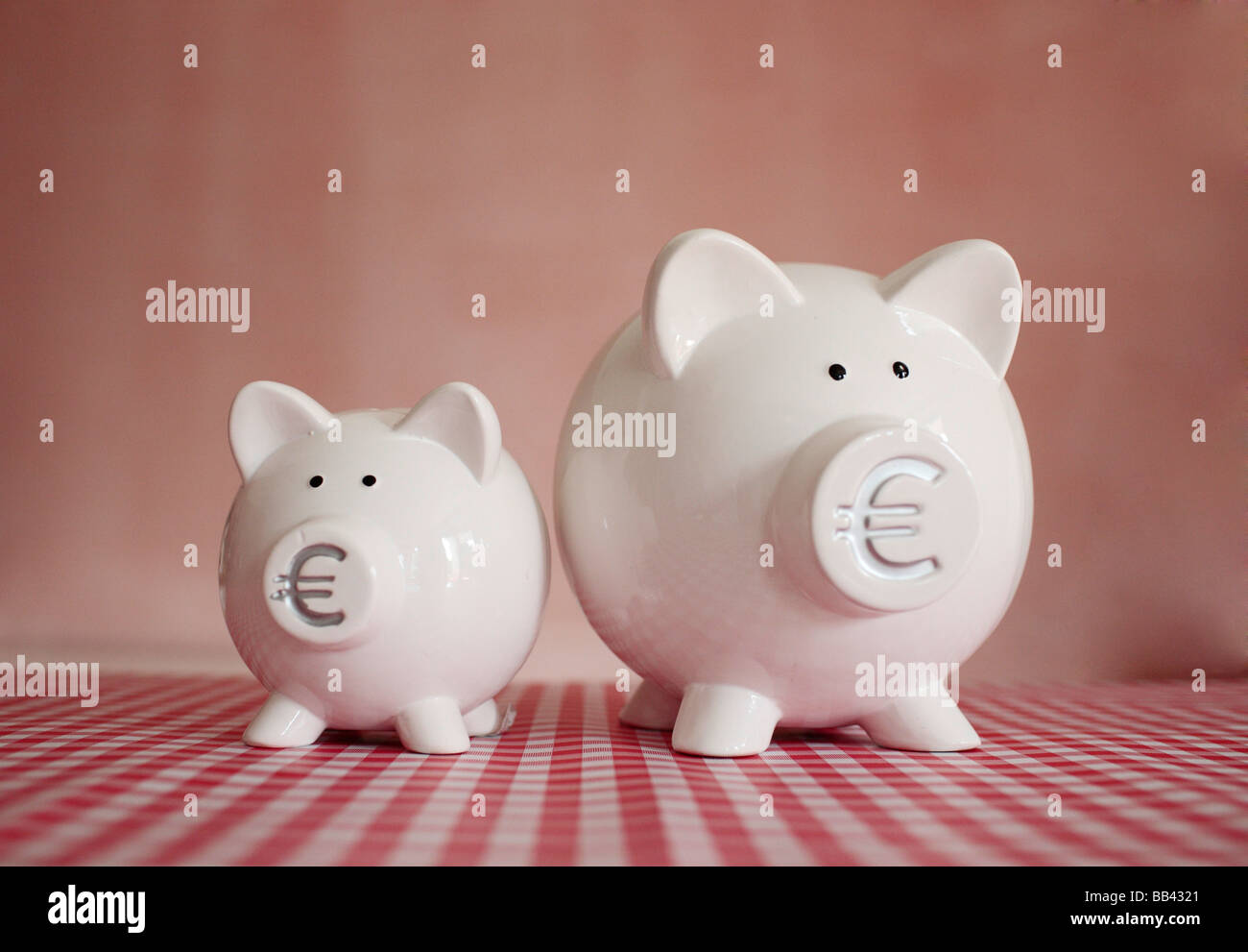 Tirelire Banque D'Images