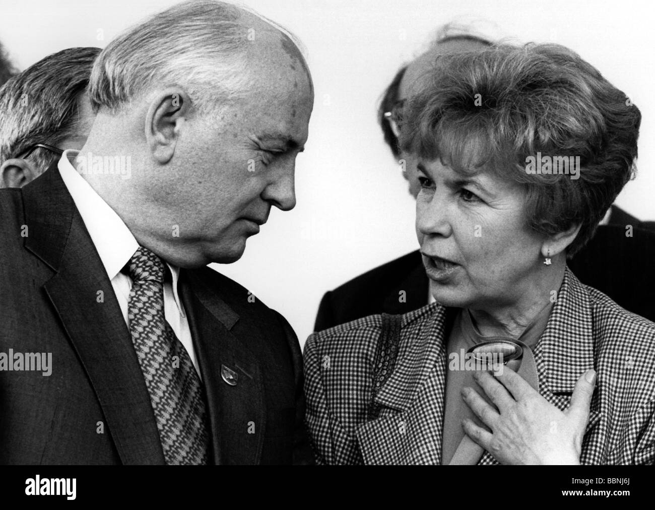 Raissa Gorbachev Banque d'image et photos - Alamy