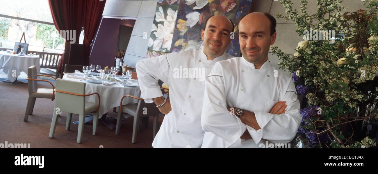 La France Herault Montpellier Restaurant Des Freres Pourcel Le