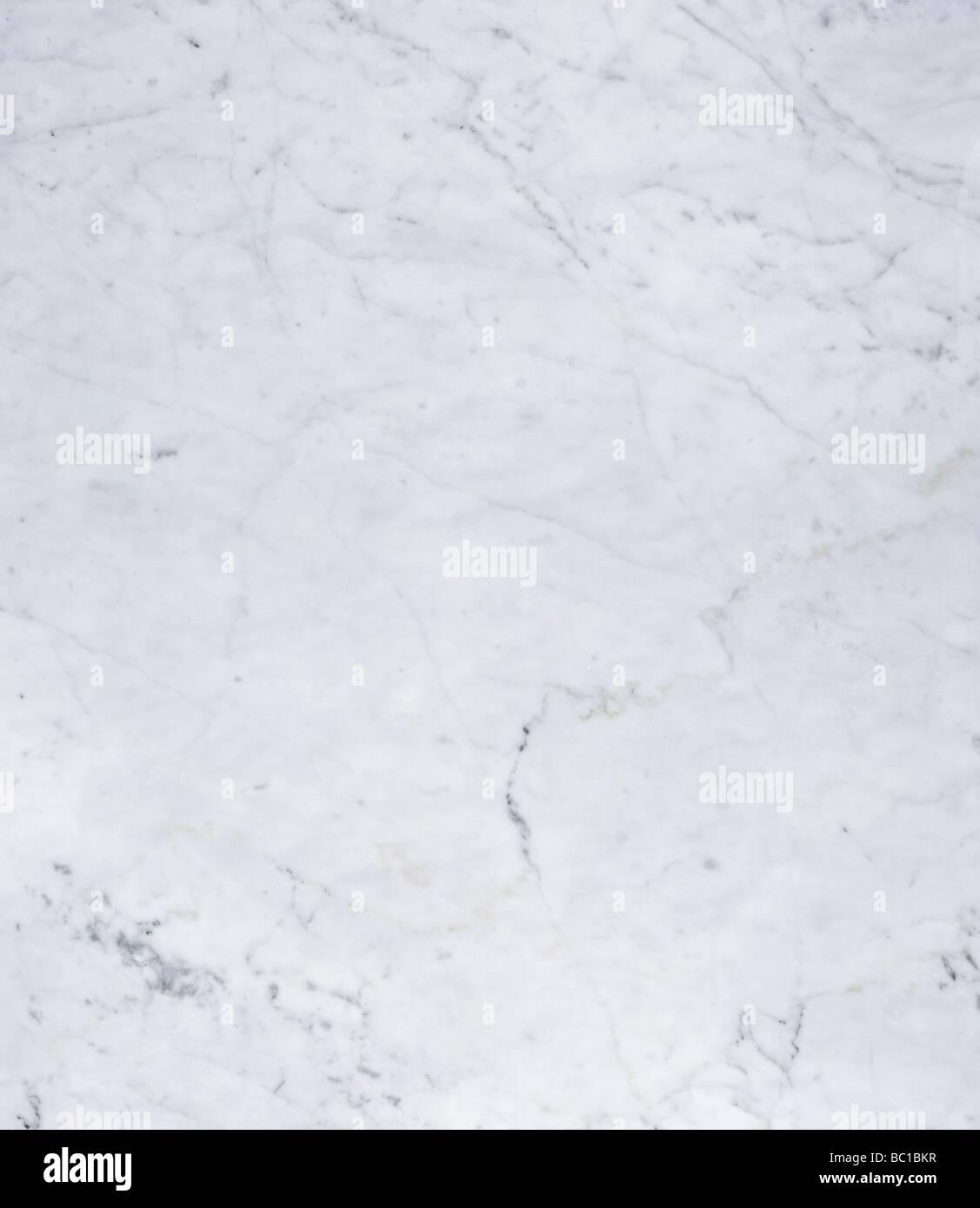 Un gros plan d'un marbre de Carrare, Carrare, Toscane, Italie, Europe, veuillez voir la description pour plus Photo Stock