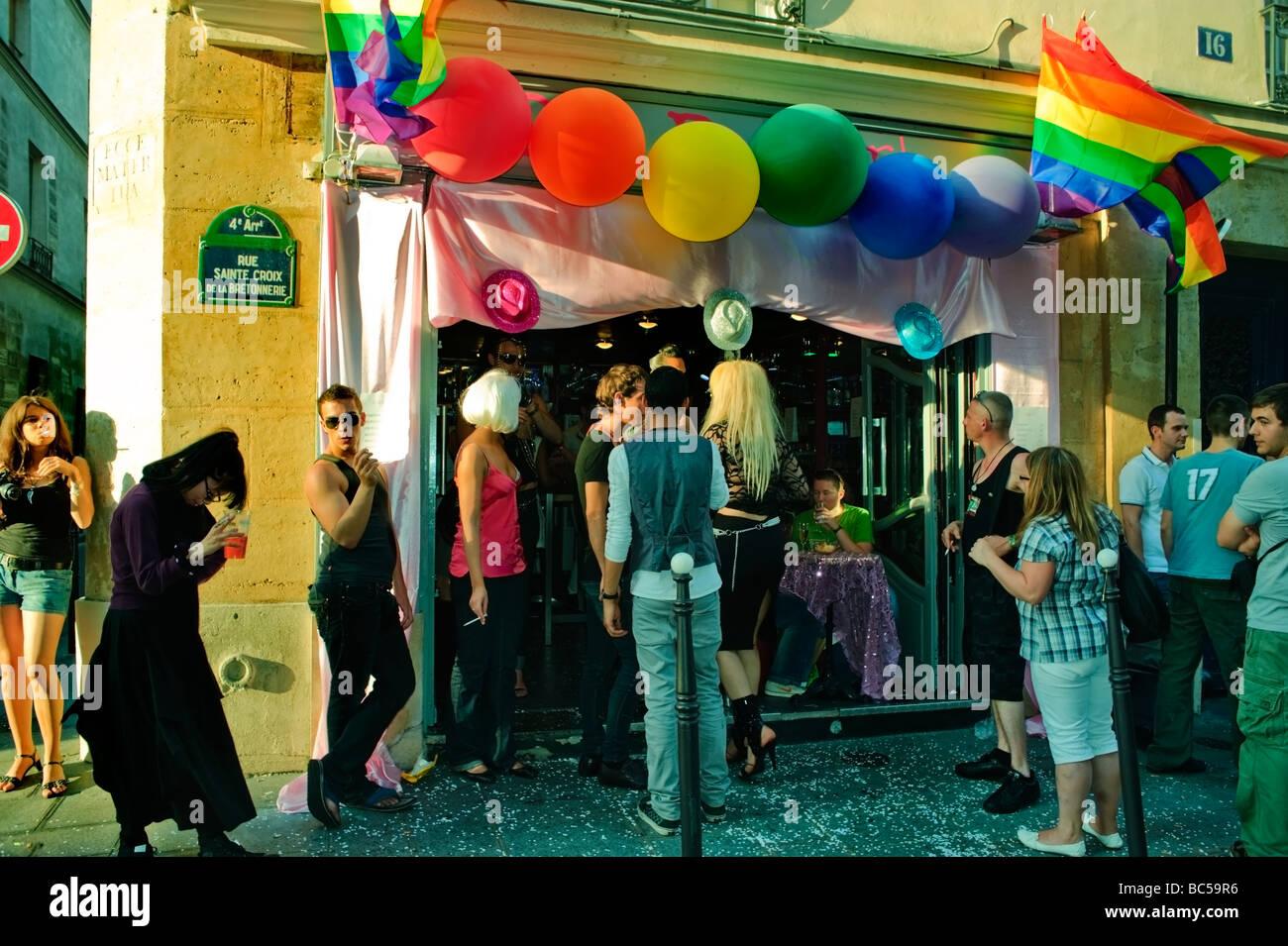 rencontre jeune gay paris à Charenton-le-Pont