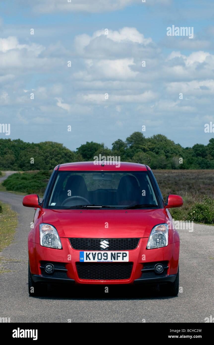 Suzuki Swift Sport 2009 Banque D'Images