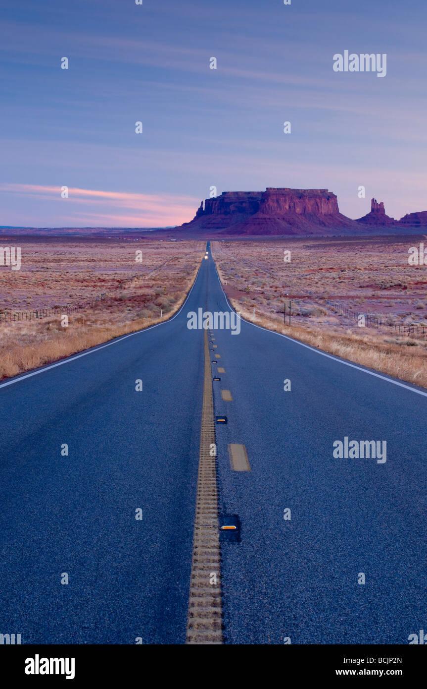 USA Arizona-Utah Monument Valley Photo Stock