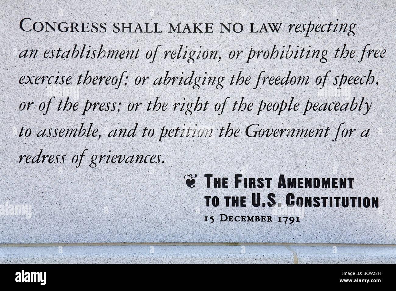 """Résultat de recherche d'images pour """"le premier amendement de la constitution"""""""