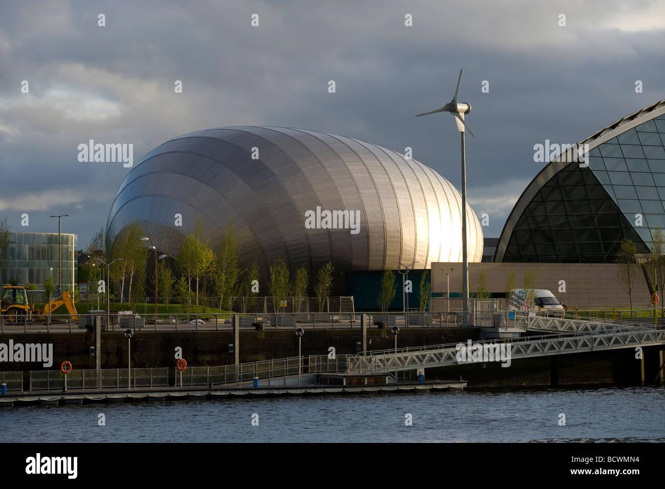 Science Centre, Glasgow, Ecosse, Royaume-Uni, Europe Banque D'Images