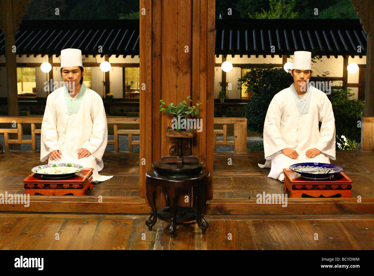 Sik-gaek Le Grand Chef Année: 2007 Réalisateur: Jeon Yun-su Lim Won-hie, Kim Kang-woo Photo Stock