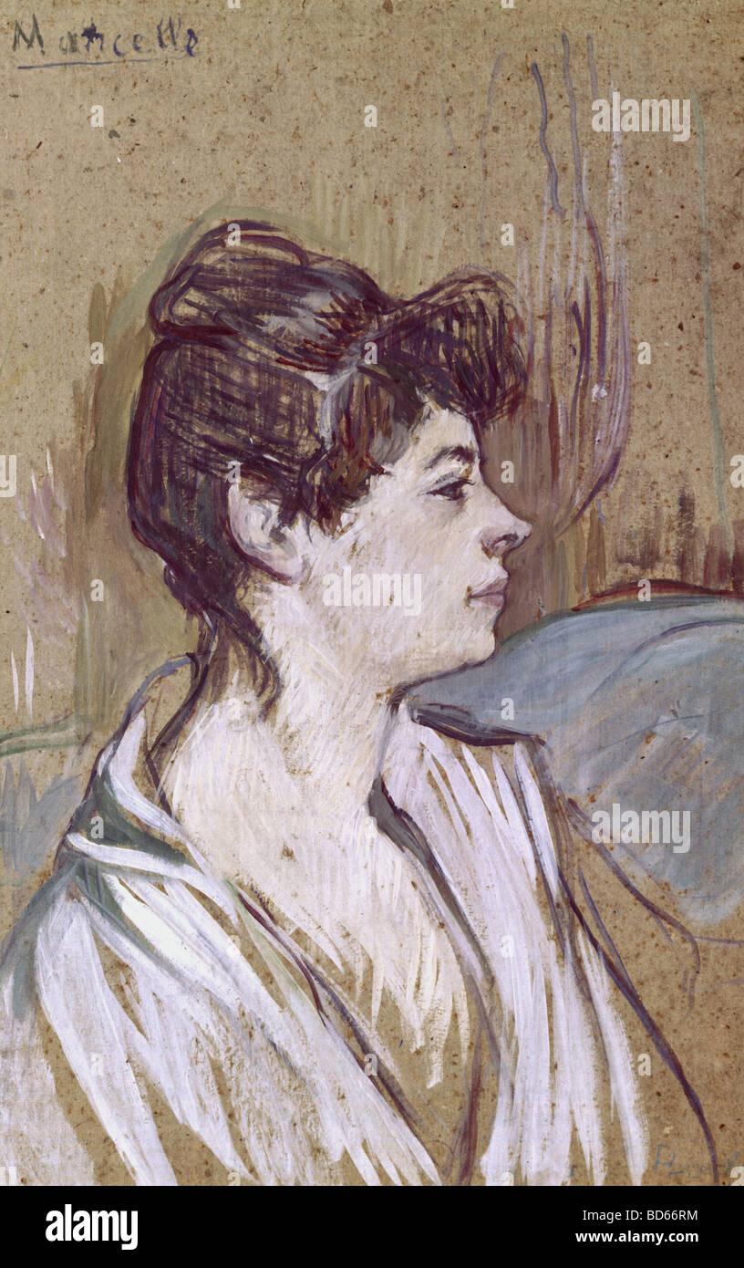 Beaux Arts Toulouse Lautrec Henri De 1864 1901 Peinture