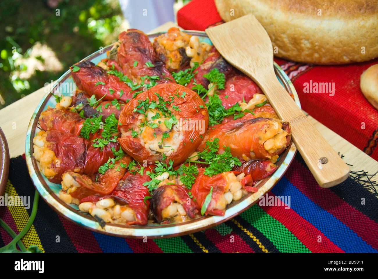 nourriture de folklore Photo Stock