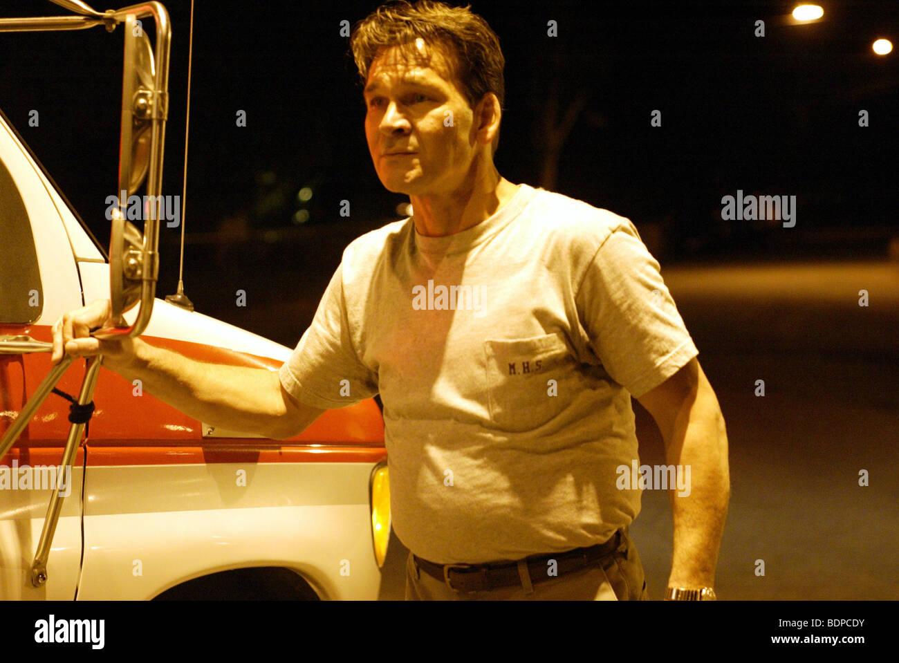 11.14 Année: 2004 Réalisateur: Greg Marcks Patrick Swayze Photo Stock