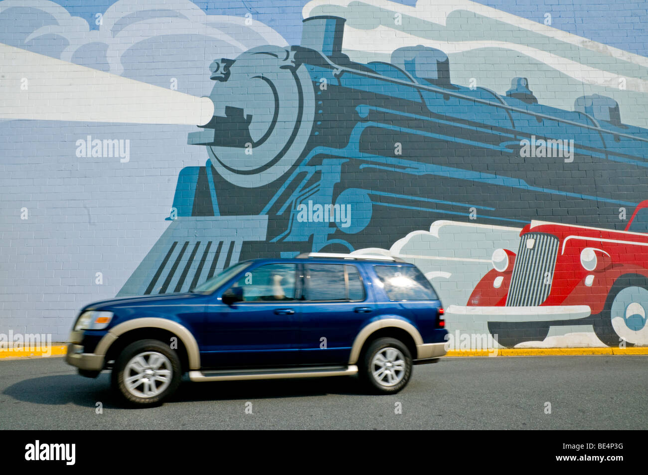 Ford Suv Photos Ford Suv Images Alamy