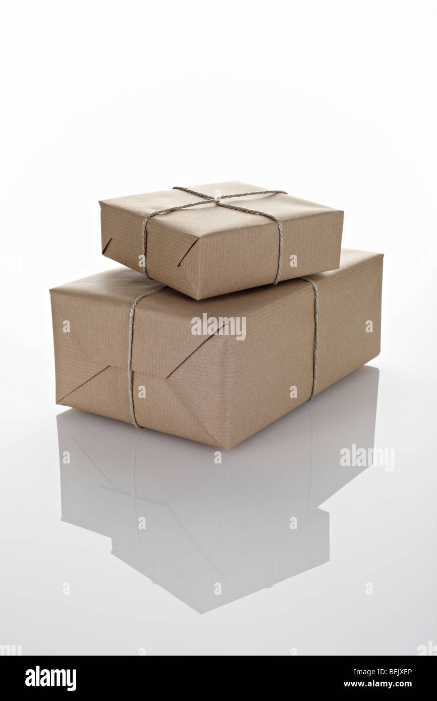 Pakete Banque D'Images