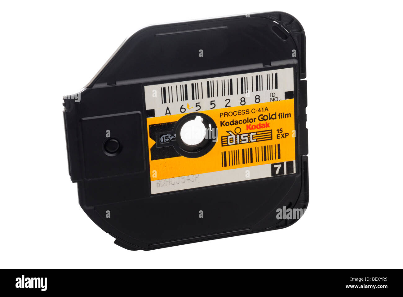 Film KODAK Disc Photo Stock
