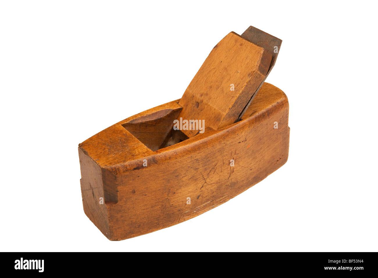 L'artisanat, en bois à l'ancienne menuiserie rabots Banque D'Images