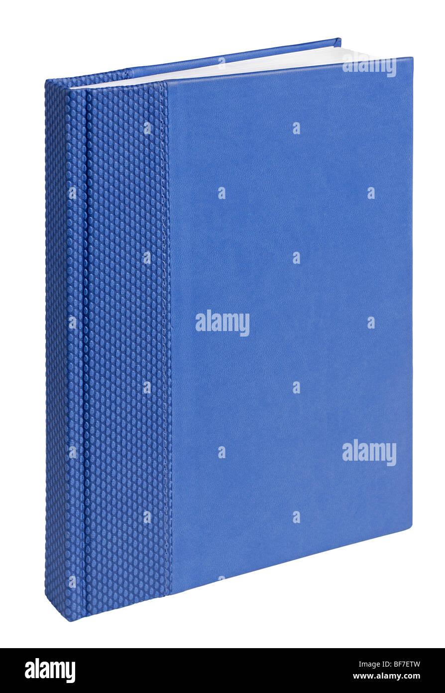 Revue De Livre Bleu Livre Croquis Dessiner Banque D Images