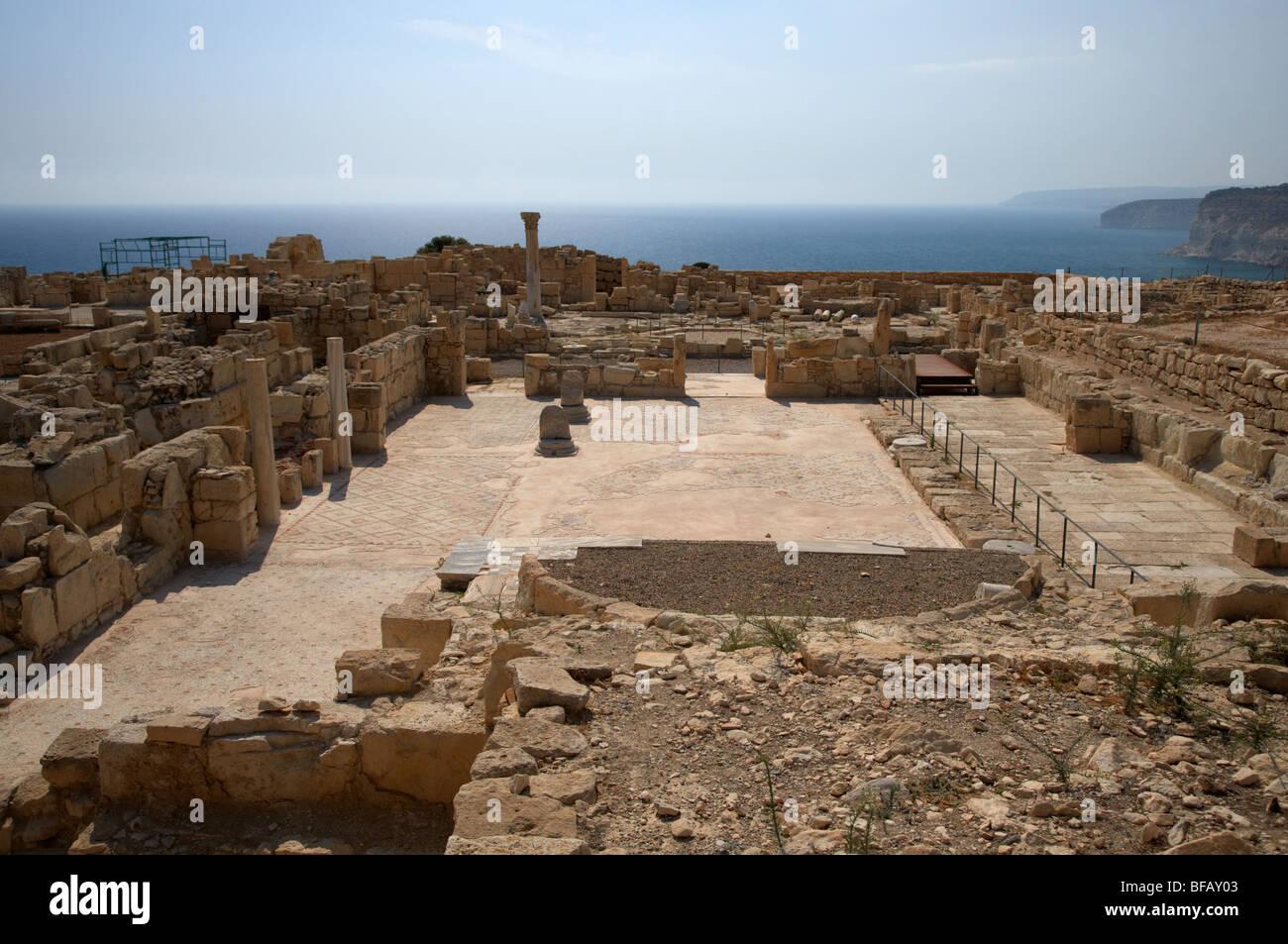 b9da19a9ddfee8 Agora forum romain à kourion, république de Chypre Europe Banque D ...