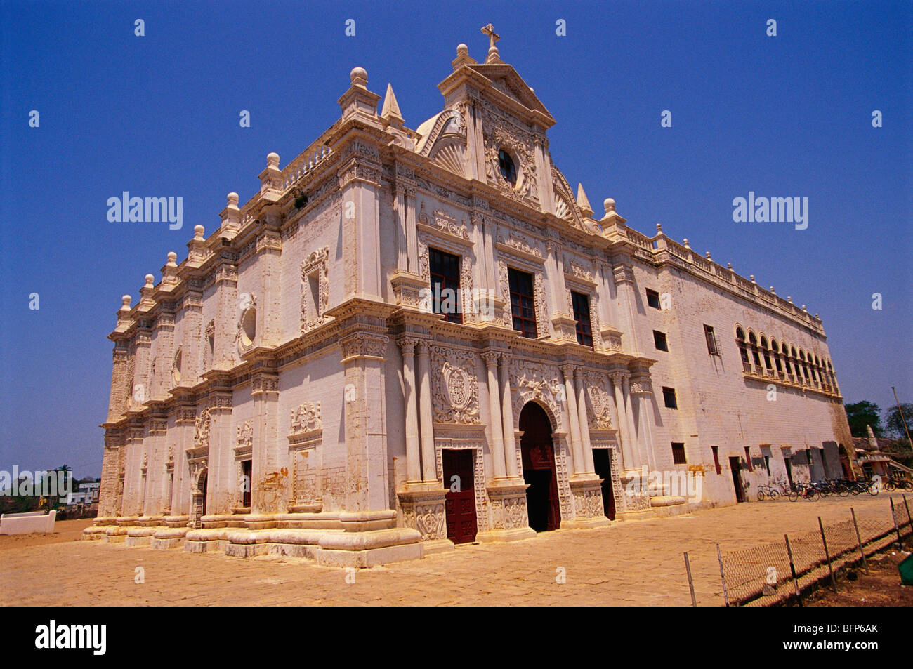 NPM : 66267 St Paul cathedral Diu UT ; Inde ; Photo Stock