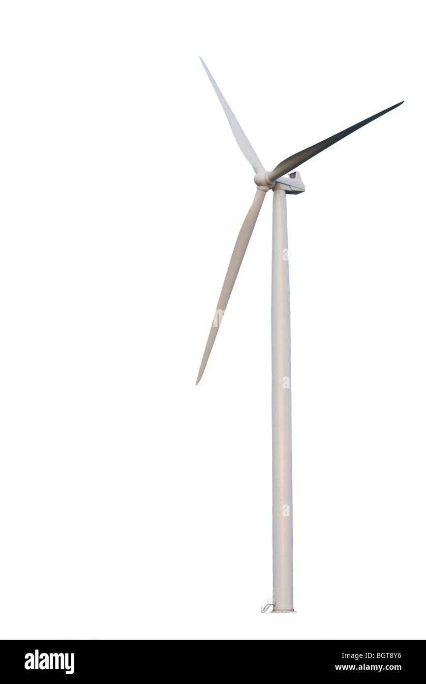 Turbine éolienne Photo Stock