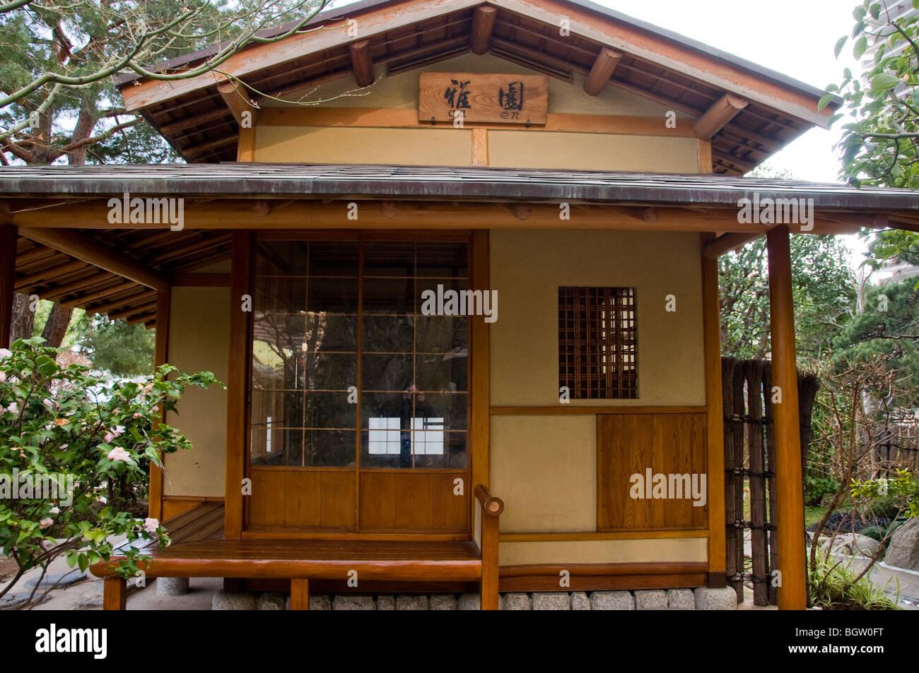 Plan Maison Traditionnelle Japonaise monaco, monte carlo, jardin japonais, jardin japonais