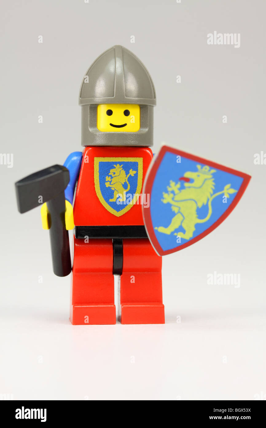 Knight shield photos knight shield images alamy - Lego chevaliers ...